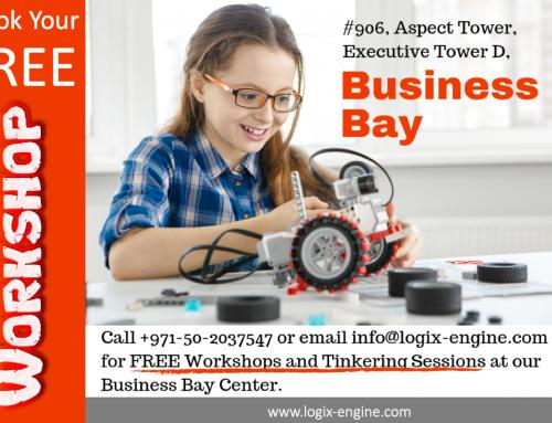 Free Workshops at Business Bay, Dubai.